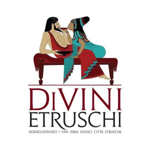 Logo Divini Etruschi