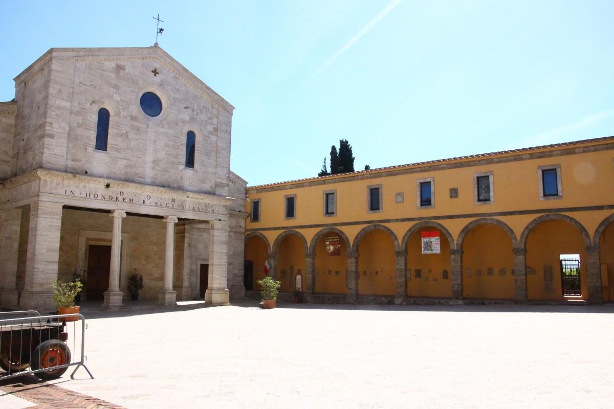 Piazza del Duomo Chiusi