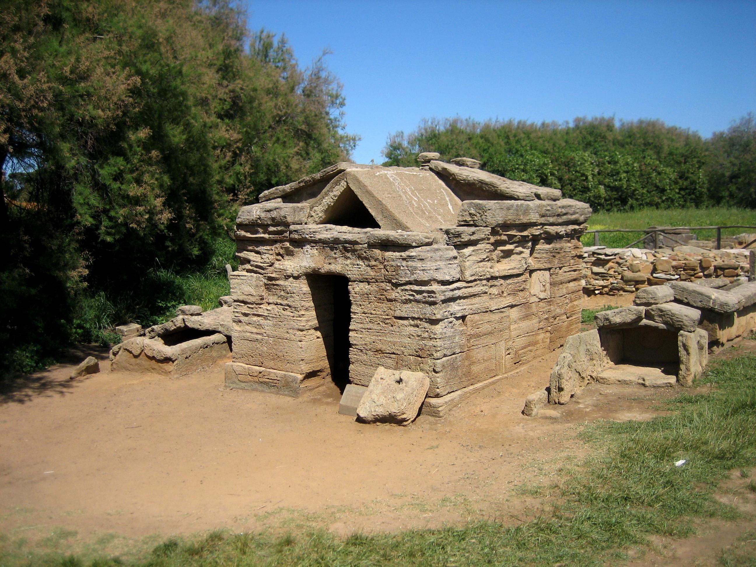 Necropoli Populonia