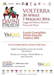 2016 DiVini Etruschi Locandi Volaterra