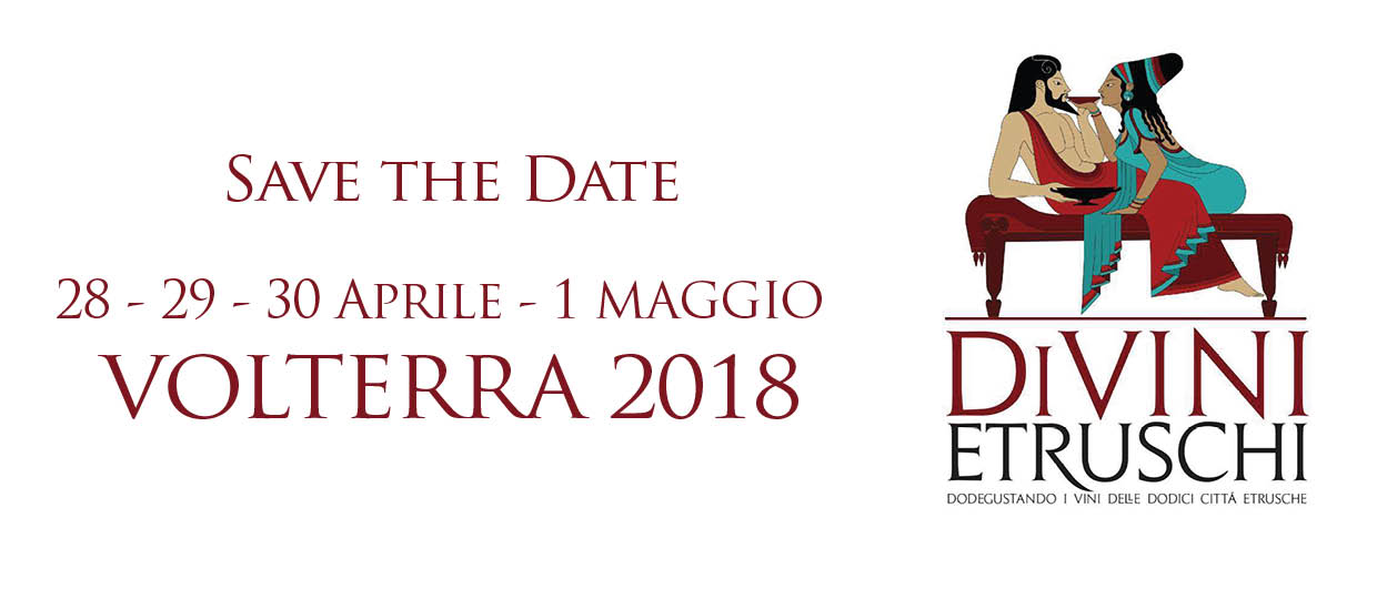 2018DiviniEtruschi SaveTheDate
